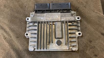 Блок управления двигателем SsangYong Rexton 2009