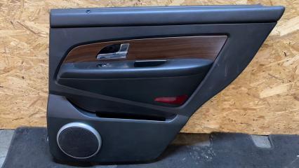 Обшивка двери задняя правая SsangYong Rexton 2009