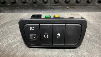 Кнопки панели приборов SsangYong Actyon 2012