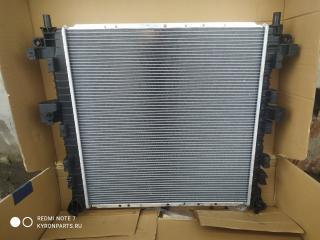 Радиатор охлаждения двигателя Ssangyong Kyron