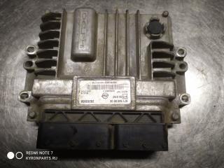 Блок управления двигателем SsangYong Actyon 2012