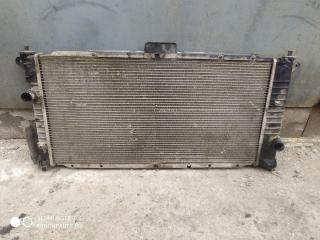 Радиатор охлаждения двигателя SsangYong Actyon 2012