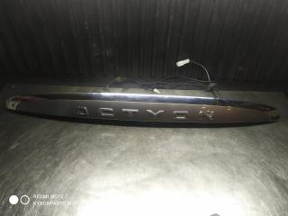 Накладка крышки багажника SsangYong Actyon 2012