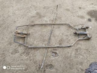 Крепление запасного колеса Ssangyong Kyron