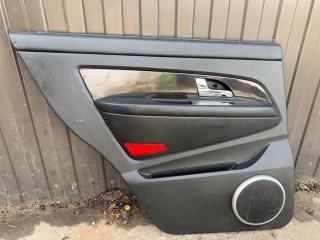 Обшивка двери задняя левая SsangYong Rexton 2007