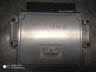 Блок управления двигателем SsangYong Kyron 2010