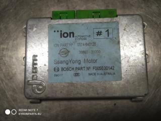 Блок управления АКПП SsangYong Actyon 2005