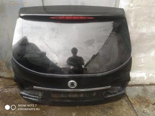 Крышка (задняя дверь) багажника SsangYong Kyron 2009