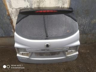 Крышка (задняя дверь) багажника SsangYong Kyron 2011