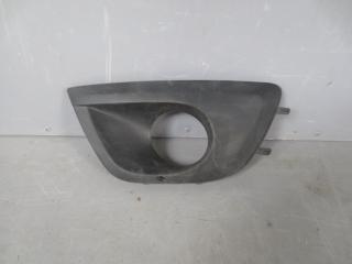 Запчасть решетка в бампер левая Lada Granta