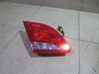 Запчасть фонарь задний внутренний левый Peugeot 408