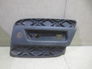 Запчасть накладка заднего бампера левая Renault Sandero
