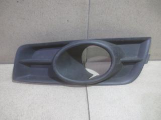 Запчасть решетка в бампер правая Chevrolet Cruze