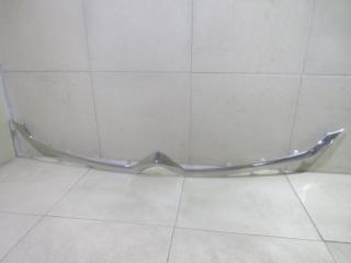 Запчасть накладка на решетку радиатора Citroen C4