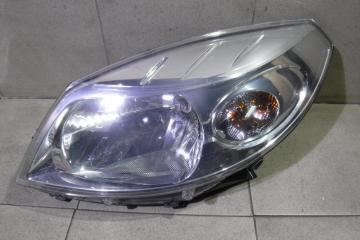Запчасть фара левая Renault Sandero