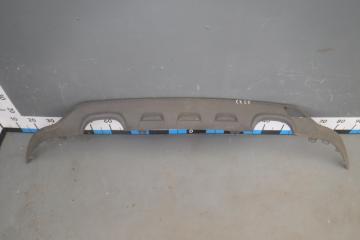Запчасть накладка заднего бампера Chevrolet Captiva