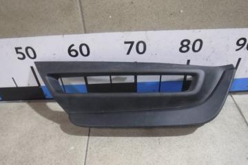 Запчасть решетка в бампер левая Honda CR-V