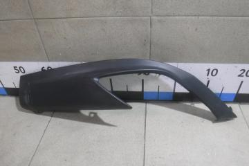 Запчасть накладка заднего бампера правая Lexus RX350