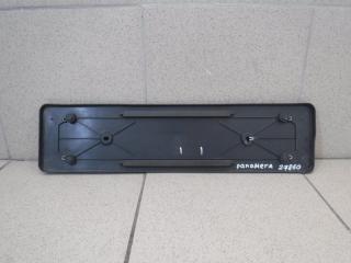 Запчасть накладка переднего бампера под номер Porsche Panamera