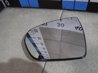 Запчасть стекло зеркала электрического левого Peugeot 3008