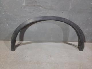 Запчасть накладка переднего крыла левого Nissan X-Trail