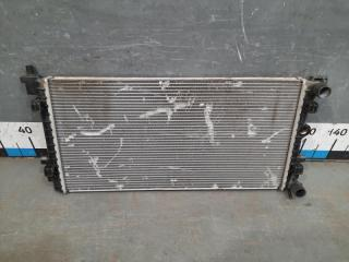 Запчасть радиатор основной Audi A1