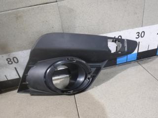 Запчасть решетка в бампер правая Renault SANDERO