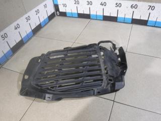 Запчасть решетка в бампер левая Peugeot 3008