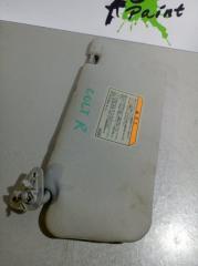 Запчасть козырек солнцезащитный правый Mitsubishi Colt 2002-2012
