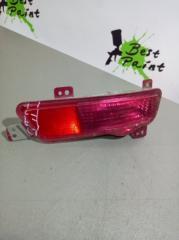 Запчасть фонарь противотуманный задний правый Chevrolet Cruze