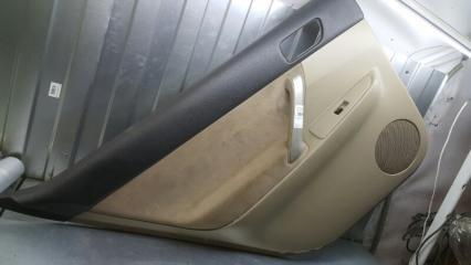 Запчасть обшивка двери задняя левая Toyota Premio 2001-2007