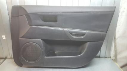 Запчасть обшивка двери передняя правая Mazda Mazda3 2003-2009