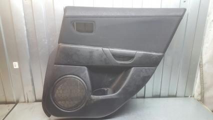 Запчасть обшивка двери задняя правая Mazda Mazda3 2003-2009