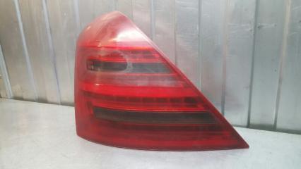 Запчасть фонарь задний левый Mercedes-Benz S-CLASS