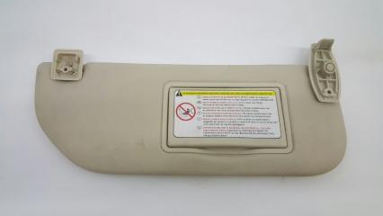 Запчасть козырек солнцезащитный правый Citroen C4 2004-2011