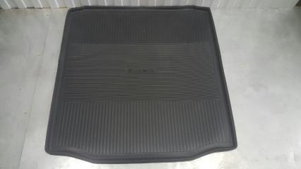 Запчасть коврик в багажник задний Skoda Superb 2008-2015