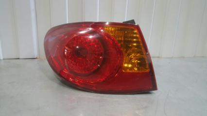 Запчасть фонарь задний стоп-сигнал задний левый Hyundai Elantra 2006-2012