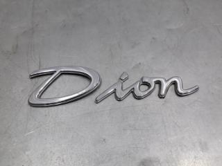 Запчасть надпись Mitsubishi Dion 2000- 2002