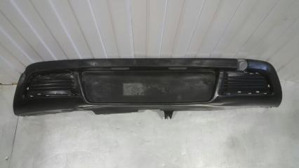 Запчасть юбка бампера задняя Peugeot 308 2007-2015