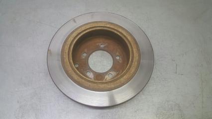 Запчасть диск тормозной задний Dodge Avenger 2007-