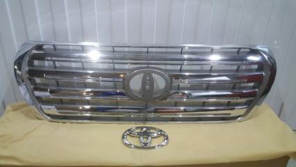Запчасть решетка радиатора передняя Toyota Land Cruiser 2013-
