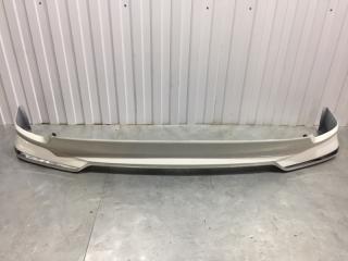 Запчасть юбка бампера передняя Toyota Land Cruiser 2012-2015