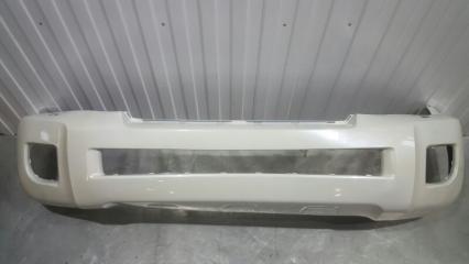 Запчасть бампер передний Toyota Land Cruiser 2007-2012