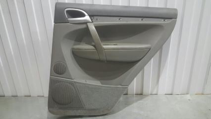 Запчасть обшивка двери задняя правая Porsche Cayenne 2003-2007