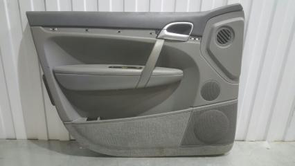 Запчасть обшивка двери передняя левая Porsche Cayenne 2003-2007