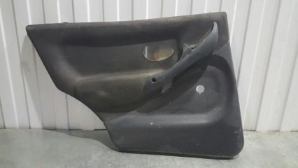 Запчасть обшивка двери задняя левая Fiat Albea 2005-2012