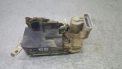 Запчасть замок двери задний правый Fiat Albea 2005-2012