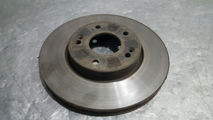 Запчасть диск тормозной передний Hyundai I30 2007-2011
