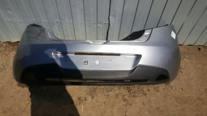 Запчасть бампер задний Mazda Mazda 2 2007-2014