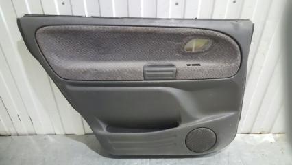 Запчасть обшивка двери задняя левая Suzuki Grand Escudo 2000-2003